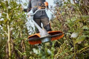 Better Brushcutting – Our Top 10 Tips