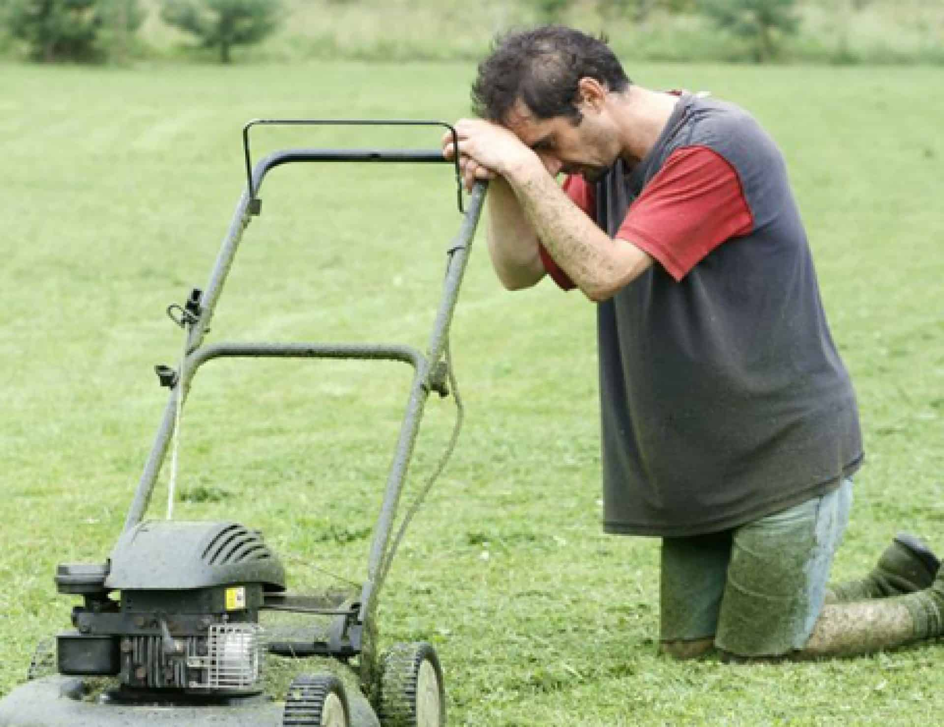 Has your mower lost its Spark?