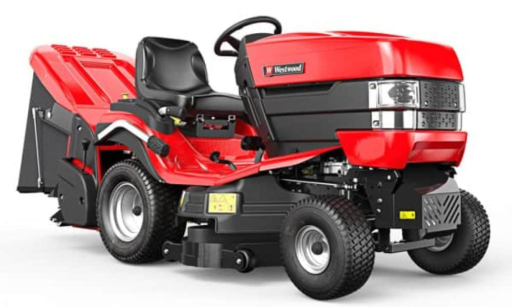 Introducing the Westwood T40 Lawn Tractor